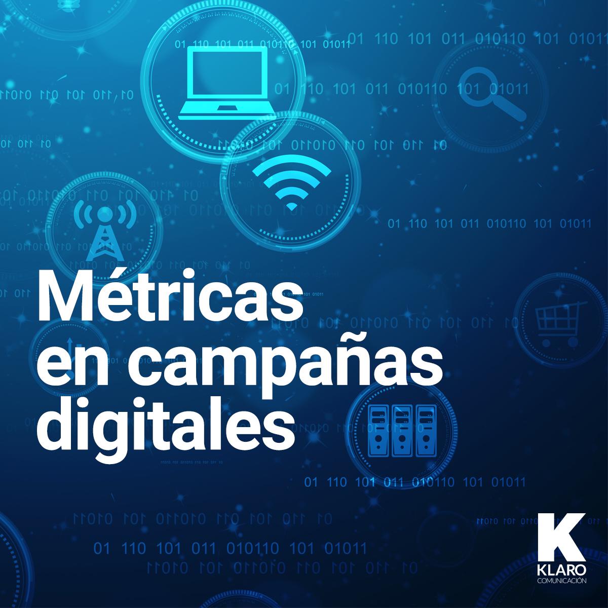 Metricas en campañas digitales